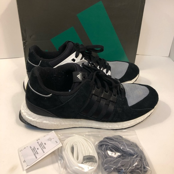 hot sale online 01092 ea501 USED Adidas x CONCEPTS EQT EQUIPMENT SUPPORT